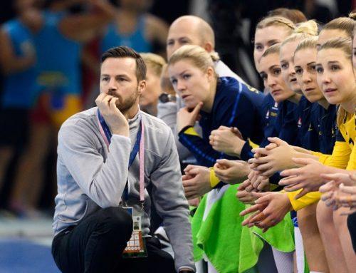 Sverige missar semifinalen efter förlust med 26-23 mot Montenegro