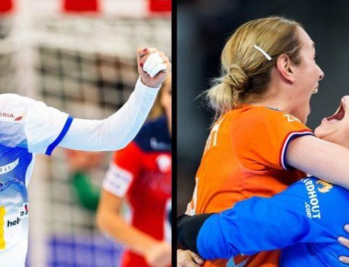 Två skrällar i semifinalerna gör att Nederländerna och Spanien kommer spela VM-final