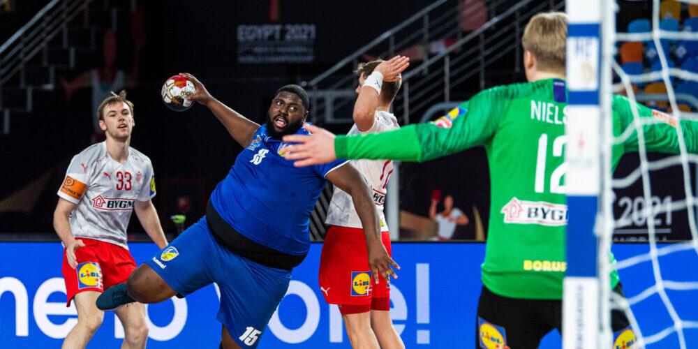 Kongo-Danmark VM 2021
