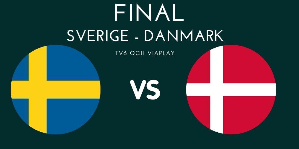 Sverige - Danmark