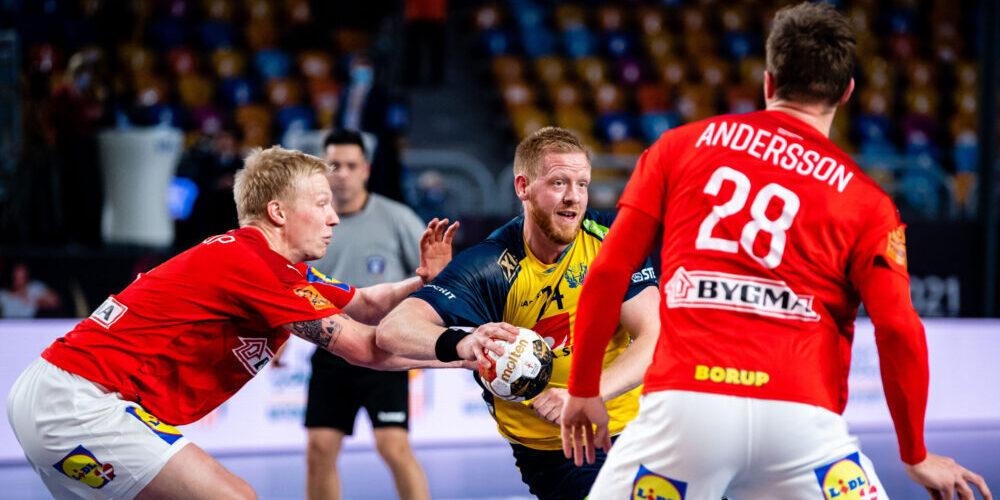 Danmark-Sverige VM 2021