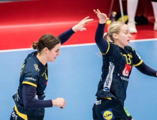 Oavgjort för Sverige i OS-kvalet efter tungt tapp på slutet