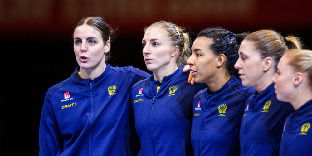Svenska damlandslaget