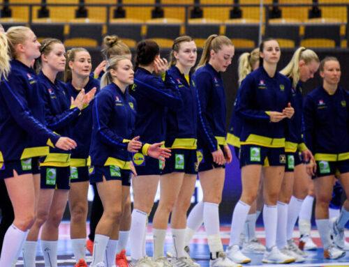 Sveriges damer är klara för VM 2021