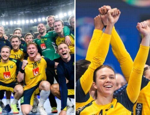 Klart: Nationerna Sverige ställs mot i sommarens OS