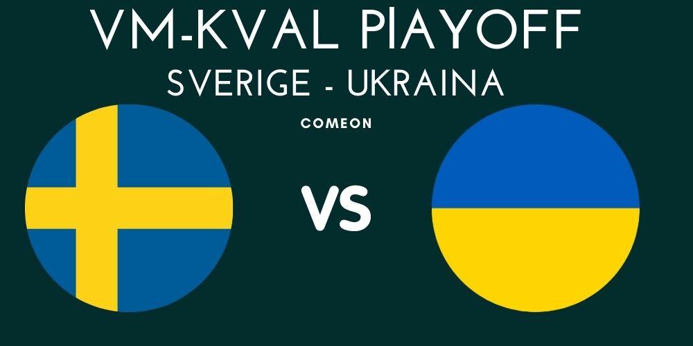 Sverige - Ukraina