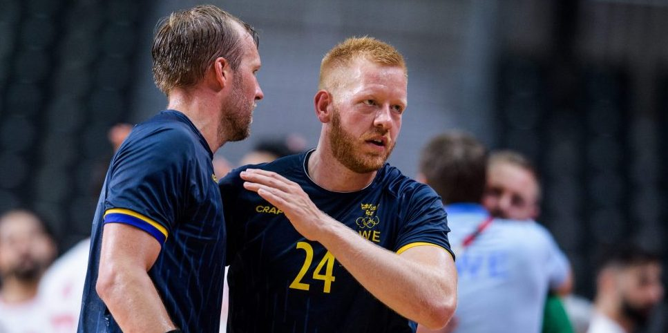 Max Darj och Jim Gottfridsson