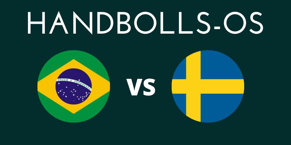 Brasilien-Sverige
