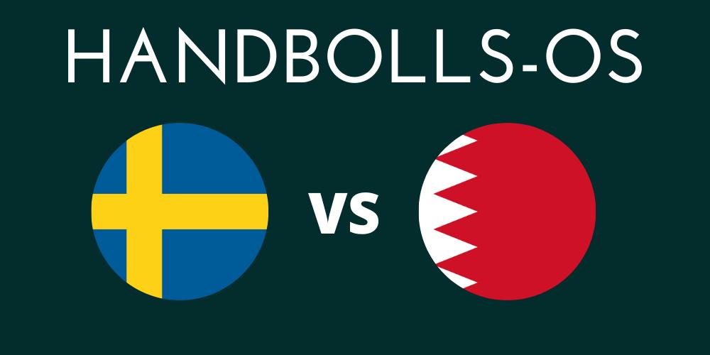 Sverige-Bahrain