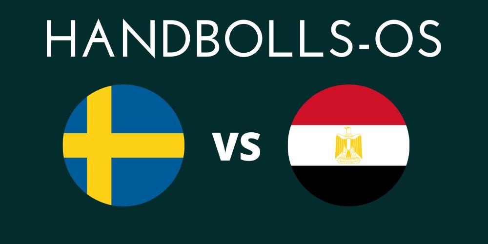 Sverige-Egypten