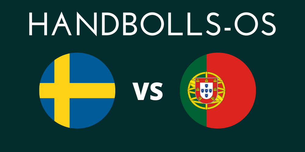 Sverige-Portugal