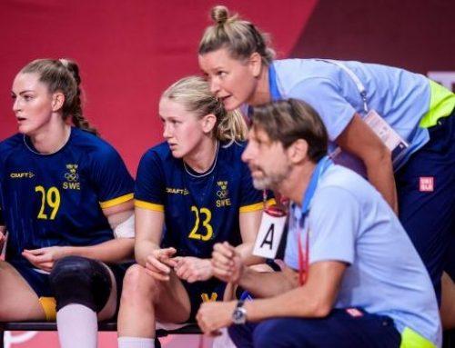 Dubbla genrep mot Montenegro för Sverige innan VM