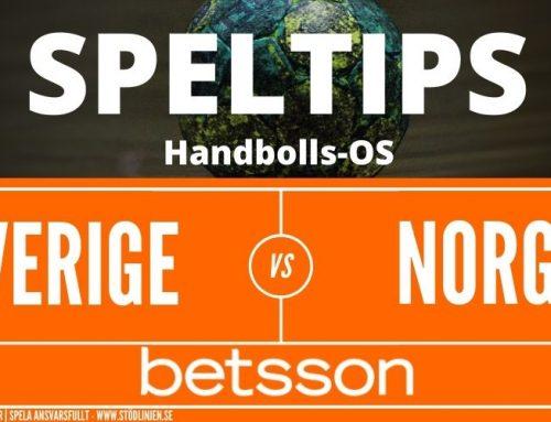SPELTIPS OS | Bronsmatch 8/8: Sverige – Norge