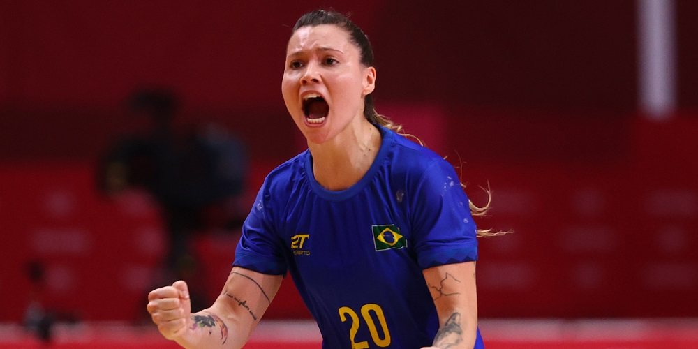 Larissa Araujo, Brasilien